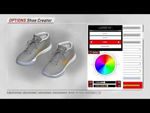 best sneakers 6228c dd090 NBA 2K18 Shoe Creator - Nike Kobe AD Mid \