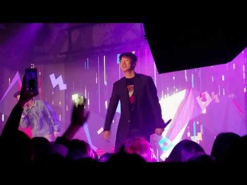 190127 한해 HANHAE 팬텀 메들리 feat. Kiggen & Esbee 1st concert About Time