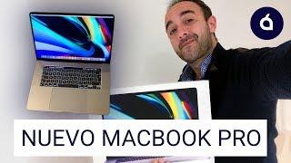"""🚨EXCLUSIVA 🚨 Ya hemos probado el nuevo MacBook Pro de 16"""""""