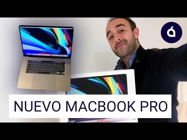 🚨EXCLUSIVA 🚨 Ya hemos probado el nuevo MacBook Pro de 16