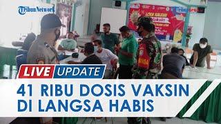 41 Ribu Dosis Vaksin di Kota Langsa Habis, Stok Kosong dan Belum Bisa Vaksinasi Tahap 2