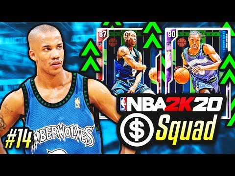 NO MONEY SPENT SQUAD!! #14 | THESE BUDGET EVO CARDS ARE TOO GOOD IN NBA 2K20 MyTEAM