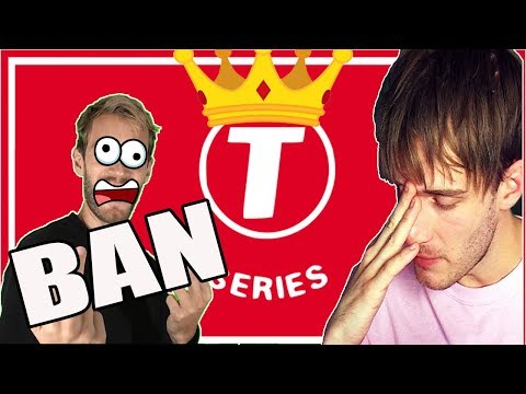 PEWDIEPIE VS T -SERIES || PEWDIPIE BANNED IN INDIA || DONATION WHY ?