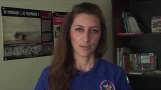 My Red Cross Story _ Evelina (Armenian)