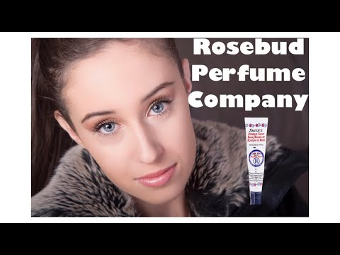 Minted Rose Lip Balm by Rosebud Perfume Co. #9