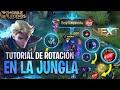 GUÍA ROTACIONES ROL JUNGLA para SOLOQ | ALUCARD REVAMP está FORTÍSIMO 😳 | Mobile Legends Español