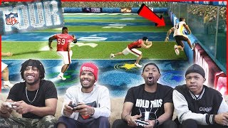 Hit Sticks, Interceptions & Wall Runs! CRAZY Game You Don't Want To Miss!