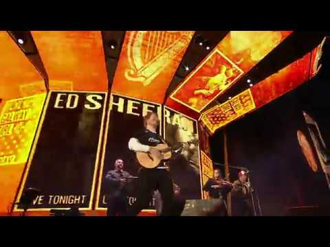 Ed Sheeran - Galway Girl feat. Beoga [2018 Billboard Music Awards, Live from Dublin]
