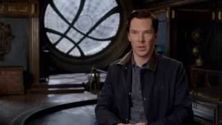 Бенедикт Камбербэтч, Marvel's Doctor Strange featurette - Official UK