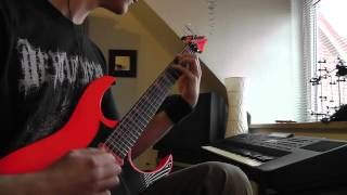 Spawn of Possession -  Dead and Grotesque (Guitar Cover)
