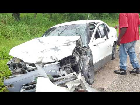 One Man Dead Following Humming Bird Highway Road Traffic Accident