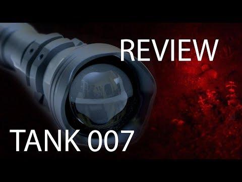 Jagen mit Rotlicht: Review Rotlichtlampe Tank007
