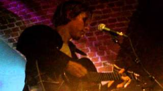 Johnny Flynn - Wayne Rooney (acoustic, live) - Botanique, Brussels, 23 November 2010