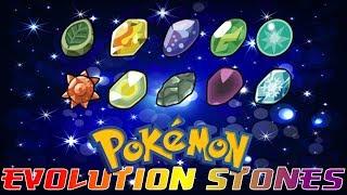 Download Youtube: Pokémon That Evolve By Evolutionary Stone
