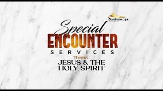 Jesus and The Holy Spirit - Pt 2 | Dr. Glenn Arekion | Message