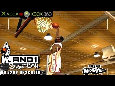 and 1 streetball xbox 360