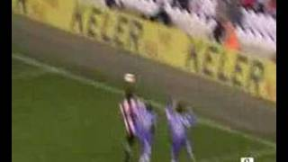 Athletic 2-0 Valladolid (2007/08)