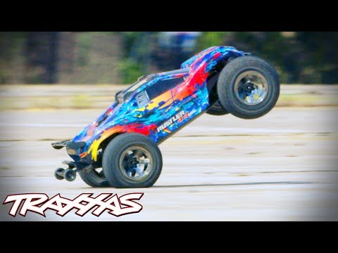 Rustler 4X4 VXL | New From Traxxas