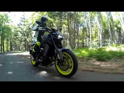 Yamaha MT09 (2017) - Teszt letöltés