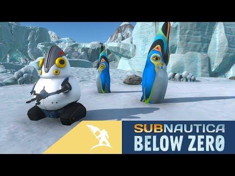 Subnautica: Below Zero Spy Pengling Introduction