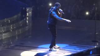 Drake Furthest Thing & Wu Tang Forever O2 Arena London 24.03 2014