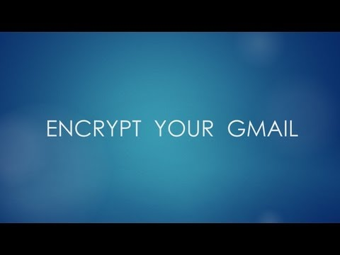 Encrypt Gmail Messages Using Google Docs