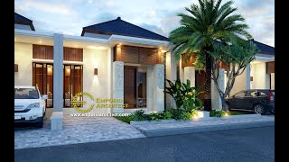 Video Desain Cluster Villa Bali 1 Lantai Kaliska  di  Karawang, Jawa Barat