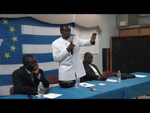 The Best Of Prof  PLO Lumumba On Ambazonia And Africa Mp3