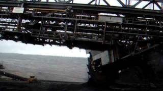 preview picture of video 'Hambach Bucket-wheel excavator'