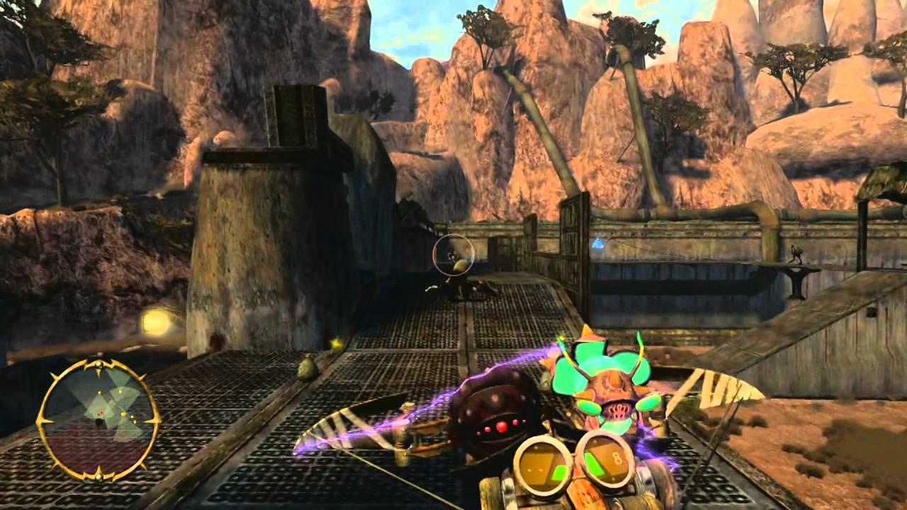 Oddworld: Stranger's Wrath HD Available Now on PSN