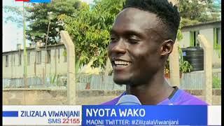 Mchezaji wa Nairobi City Stars Ibrahim Sane | NYOTA WAKO