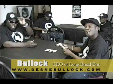 BULLOCK Interview Long Bread Entertainment in Natchitoches, LOUISIANA