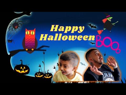 Spooky comedy Halloween hide &seek ????????????