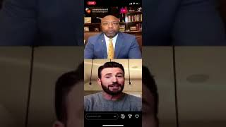 Live With Tim Ft. Chris Evans