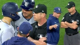 MLB | 2019 September Ejections ᴴᴰ