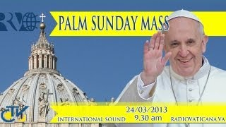 preview picture of video 'Palm Sunday celebration'