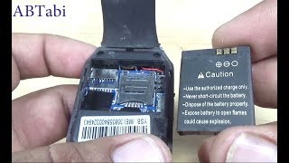 How To Recover Smart Watch Dead Battery,in 1 Minute