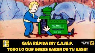 Guía rápida de construcción de bases! Fallout 76!