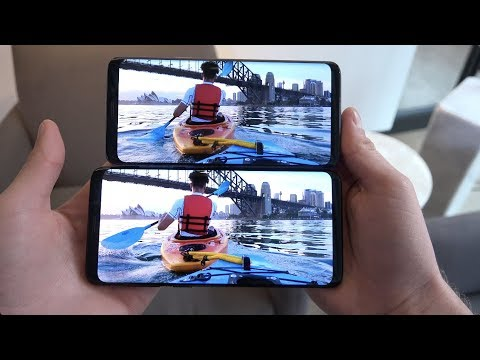 Samsung Galaxy S9 vs. S9+: More Differences Than Usual!