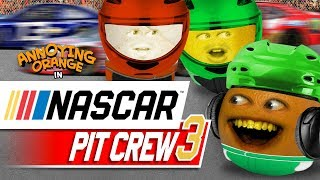Annoying Orange - NASCAR Pit Crew #3