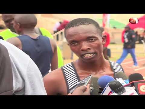 Athletics Kenya Championships: Geoffrey Kamworor clinches the 10,000m title