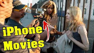 Top 10 Hollywood Movies Filmed With An iPhone