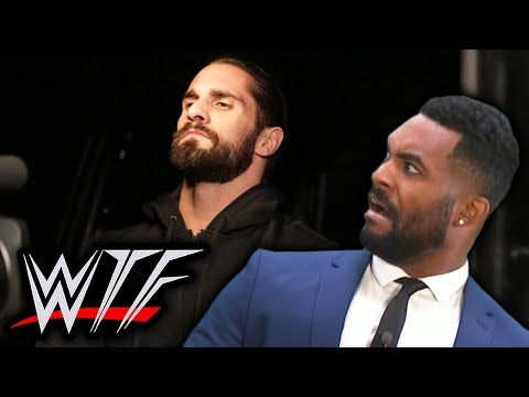 WWE RAW WTF Moments (9 Dec)   TLC 2019 Go-Home, Seth Rollins & The AOP Sitting In A Tree