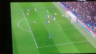 Chelsea 5th (disallowed) Goal vs Ajax