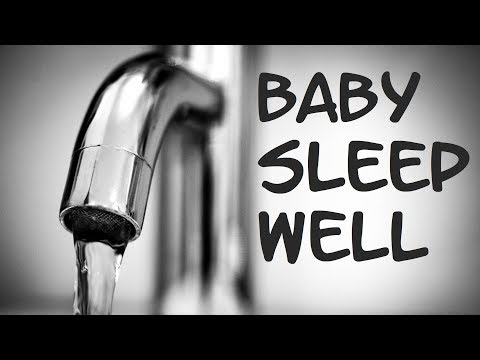 Baby Einschlafhilfe ❤ Wasserhahn Rauschen❤ Wasserhahn Geräusch ❤ faucet sound ❤ Weißes Rauschen ❤