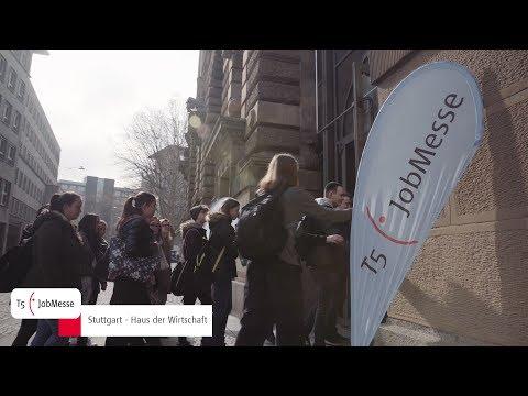 T5 JobMesse Stuttgart: Treffpunkt für MINT Talente