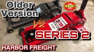 Harbor Freight 3 Ton Low Profile Floor Jack Series 2 - Pittsburgh Automotive