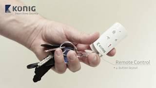 König Smart Home Security Promo