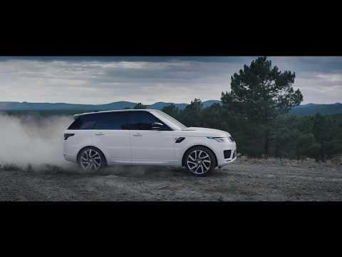 Land Rover  Range Rover Sport Внедорожник класса J - рекламное видео 4