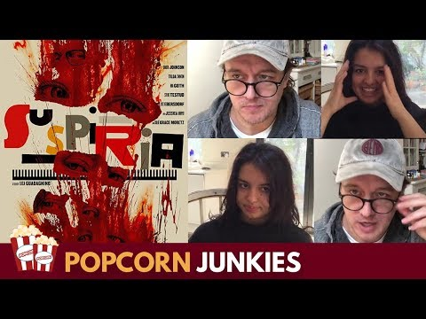 Suspiria (2018) – Nadia Sawalha & Family Horror Movie Review (SOME SPOILERS)